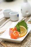 Prepared and delicious sushi. Prepared and delicious japanese sushi Stock Images