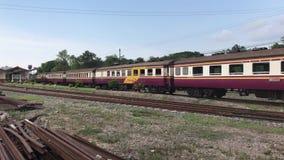 Prepari il nessun 52 itinerario Bangkok e Chiangmai video d archivio