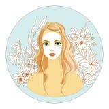 Prepari il vostro proprio cosmetico organico Fotografia Stock
