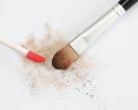 Prepari la spazzola Fotografia Stock Libera da Diritti
