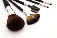 Prepari le spazzole Immagine Stock