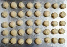 Prepari per il dolce bollente della luna, festival cinese Immagini Stock