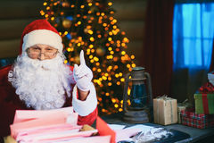 Preparing for Christmas Royalty Free Stock Images