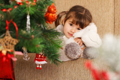 Preparing for the christmas - Stock Image Stock Image