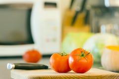 Preparing Food Stock Image