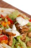 Preparing food - Gyros Royalty Free Stock Images