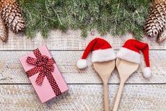 Preparing for the holidays season stock photography