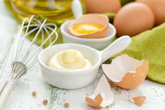 Mayonnaise Stock Images