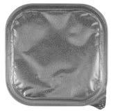 Prerogativa del barattolo di latta - gradazione di grigio Fotografia Stock Libera da Diritti