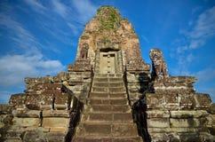 Prerup-Tempel Angkor Royalty-vrije Stock Foto's