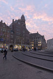 Presa Amsterdam cuadrada Fotos de archivo