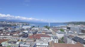 Presa de Mauvoisin, Bagnes, Valais, Suiza almacen de video