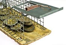 Presa del mouse Fotografia Stock Libera da Diritti