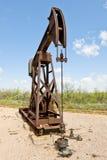 Presa della pompa di olio Immagine Stock