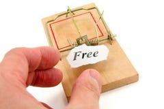 Presa di affari Immagini Stock Libere da Diritti