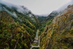 Presa en Rumania Fotografía de archivo