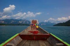 Presa en Tailandia, en la montaña Fotografía de archivo libre de regalías