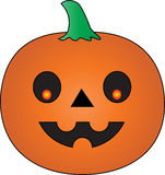 Presa-o-lanterna di Halloween Fotografia Stock