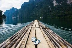 Presa Tailandia Foto de archivo libre de regalías