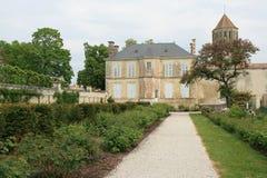 Presbitério - Surgères - França Foto de Stock Royalty Free