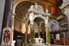 ROME APRIL 20 2021 CHURCH
