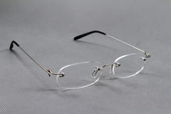 Presbyopic glasses Stock Image