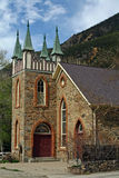 Presbyterian Church. A gorgeous Presbyterian church built in 1874 Royalty Free Stock Photography