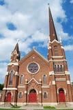 Presbyterian Church. In Warren, Ohio Royalty Free Stock Image