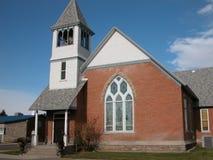 Presbyterian Landmark Church Royalty Free Stock Image