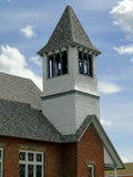 Presbyterian Landmark Church. Church of the Redeemer Presbyterian Church has been a landmark in Weiser, Idaho since 1904 Royalty Free Stock Photo