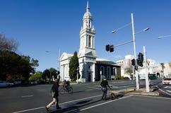 Presbyterianska kyrkan St Andrews i Auckland Royaltyfri Bild