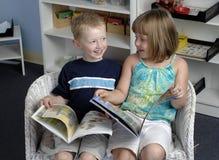 preschool детей Стоковые Изображения
