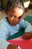 preschool ребенка Стоковое Изображение