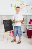 Preschool boy Royalty Free Stock Photo