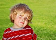 Preschool boy Stock Photos