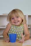 Preschool children Stock Images