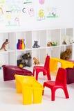 Preschool classroom Stock Image