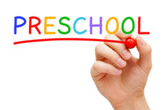 Preschool Concept Royalty Free Stock Photography