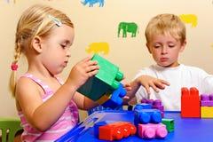 Preschool development Royalty Free Stock Image