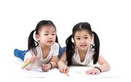 Preschool dzieciaki obraz royalty free