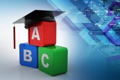 Preschool education concept Royalty Free Stock Image