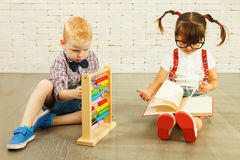 Preschool education royalty free stock photos
