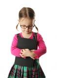 Preschool girl Royalty Free Stock Image