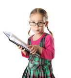 Preschool girl Royalty Free Stock Photography