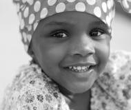 Preschool Girl Stock Photo