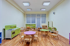 A preschool interior Stock Photos