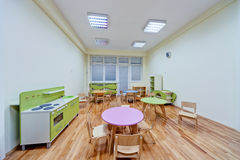A preschool interior Stock Image