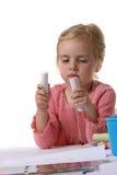 Preschool kid Royalty Free Stock Image
