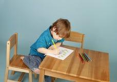 Preschool Kids Education Royalty Free Stock Photos
