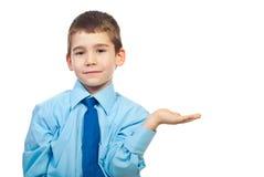 Preschool make presentation Stock Image
